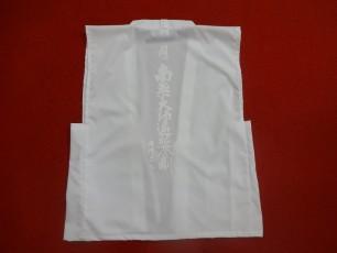 袖なし白衣3
